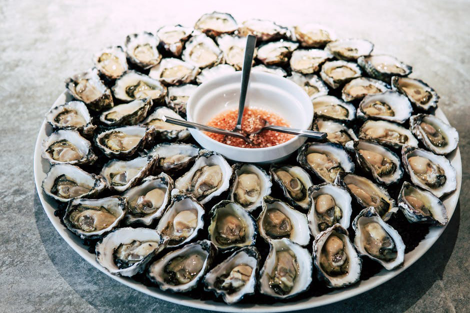 The Gulf Oyster, a playground for flavor.
