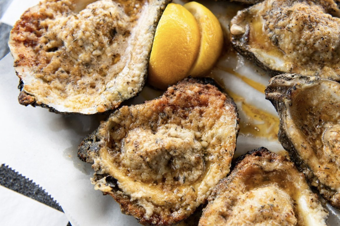 acme oyster house chargrilled oysters